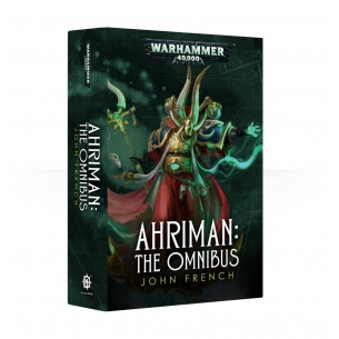 Ahriman: The Omnibus - Novel Book Warhammer 40k (English) Games Workshop 20,50€