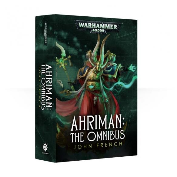 Ahriman The Omnibus - Libro Romanzo Warhammer 40k (ENG) Black Library