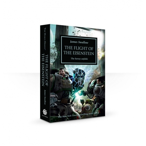 The Flight Of The Eisenstein - Libro Warhammer 40k (ENG) Black Library