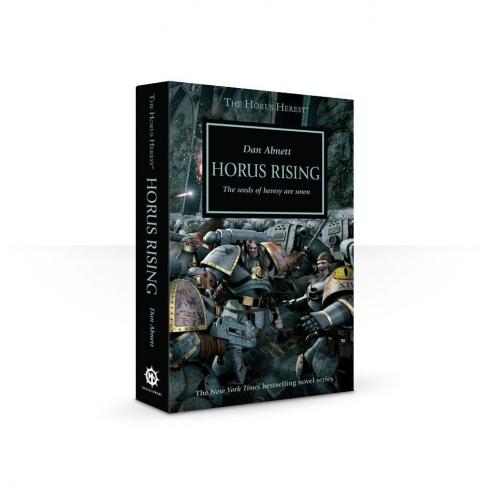 Horus Rising - Libro Warhammer 40k (ENG) Black Library