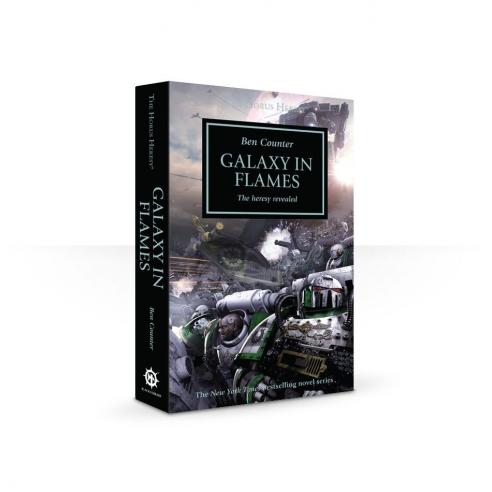 Galaxy In Flames - Libro Warhammer 40k (ENG) Black Library