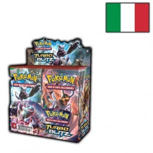 Turbo Blitz - Display 36 buste Pokémon (IT)  - Pokèmon 149,90€