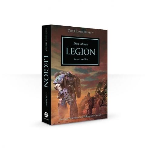 Legion - Libro Warhammer 40k (ENG) Black Library