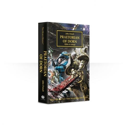Praetorian Of Dorn - Libro Warhammer 40k (ENG) Black Library