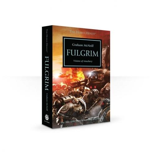 Fulgrim - Libro Warhammer 40k (ENG) Black Library