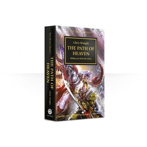 The Path Of Heaven Riding Out From The Storm - Libro Warhammer 40k (ENG) Black Library