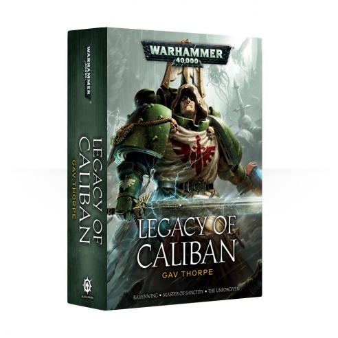Legacy Of Caliban The Omnibus - Libro Warhammer 40k (ENG) Black Library