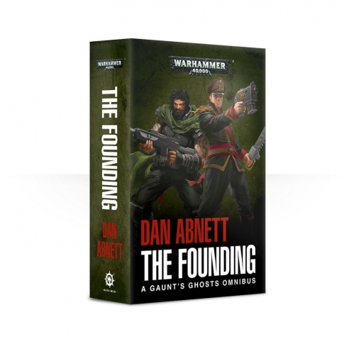 The Founding - Libro Warhammer 40k (ENG) Black Library