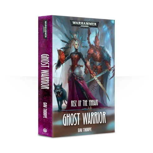 Ghost Warrior - Libro Warhammer 40k (ENG) Black Library
