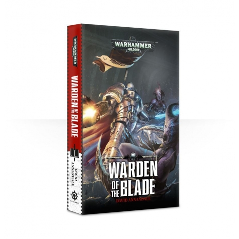 Warden Of The Blade - Libro Warhammer 40k (ENG) Black Library