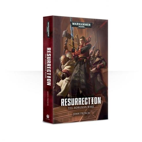 Resurrection - Libro Warhammer 40k (ENG) Black Library