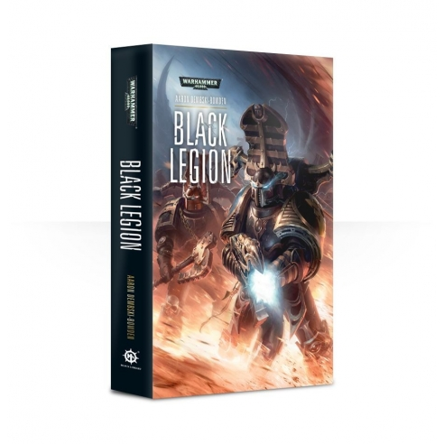 Black Legion - Libro Warhammer 40k (ENG) Black Library