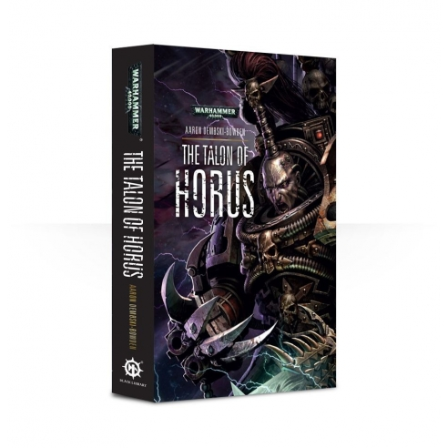The Talon Of Horus - Libro Warhammer 40k (ENG) Black Library