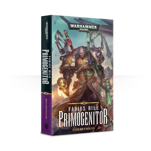 Primogenitor - Libro Warhammer 40k (ENG) Black Library