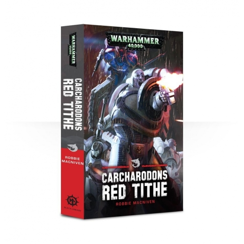 Red Tithe - Libro Warhammer 40k (ENG) Black Library