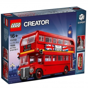 Lego Creator London Bus 10258 - Limited Edition - 1686 pezzi  - LEGO 139,90 €