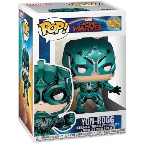 Funko Pop 429 - Yon-Rogg - Captain Marvel Funko
