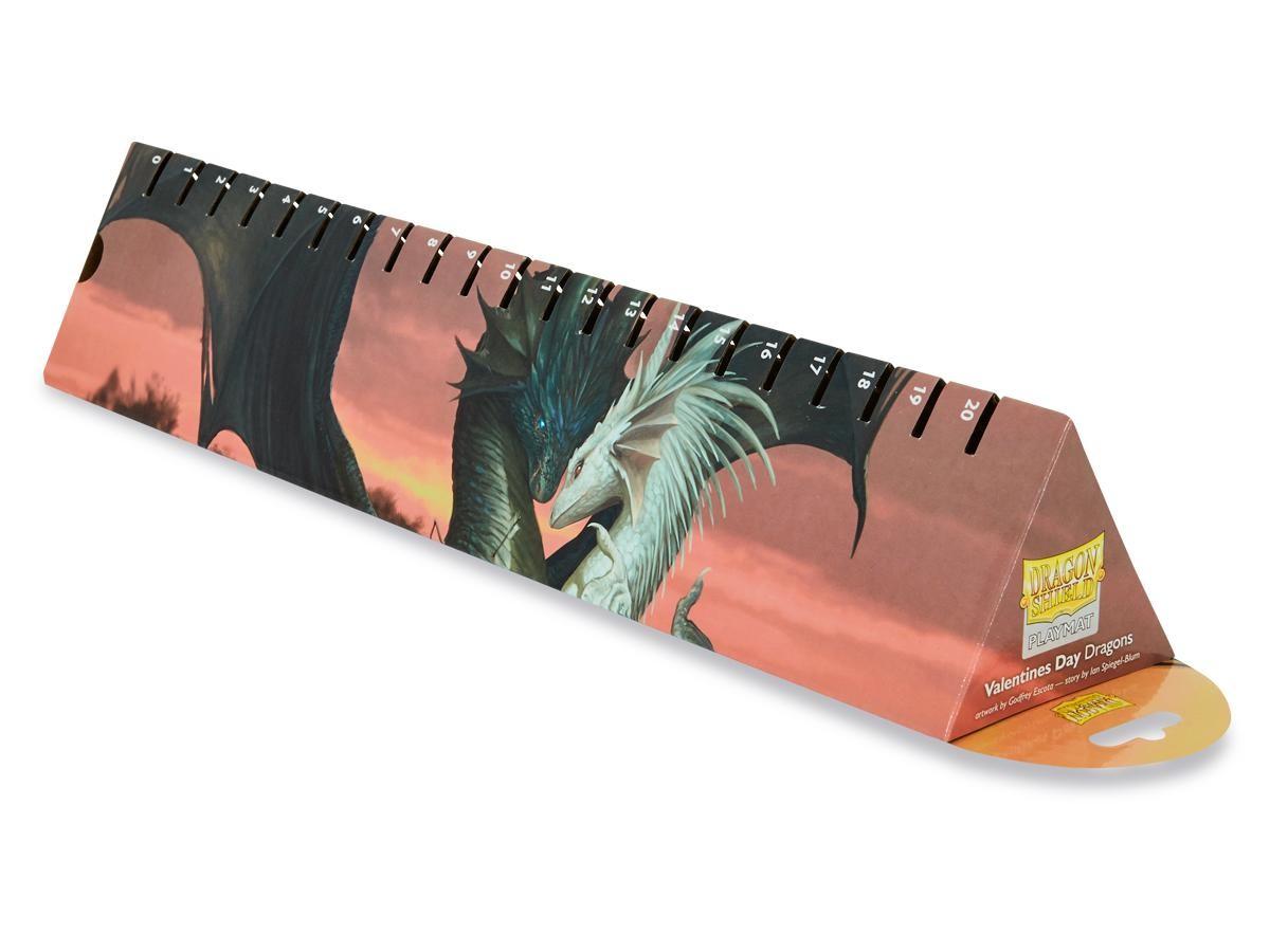 Dragon Shield Bustine Protettive Valentine Dragons