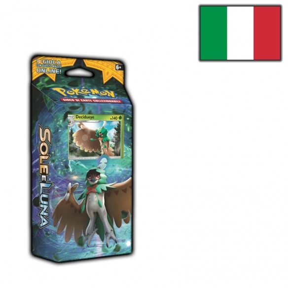 Ombre Boschive (Decidueye) - Mazzo Pokémon Sole e Luna (IT)  - Pokèmon 14,90€