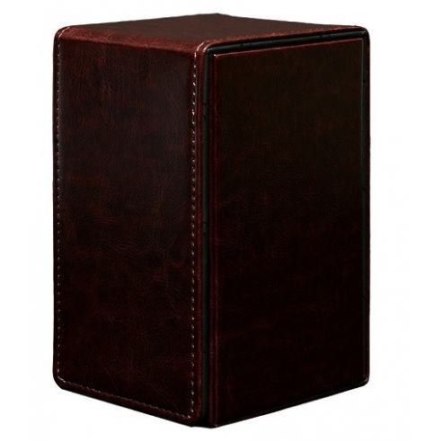 Ultra Pro - Alcove Tower - Cowhide Deck Box