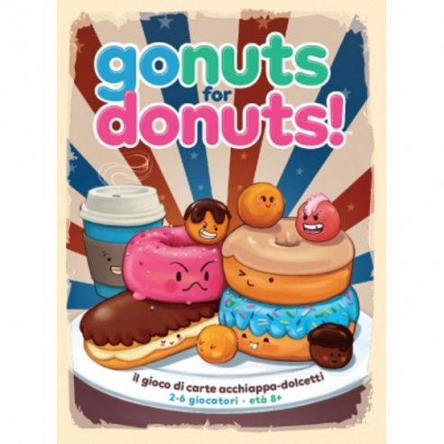 Go Nuts For Donuts! Giochi Semplici e Family Games