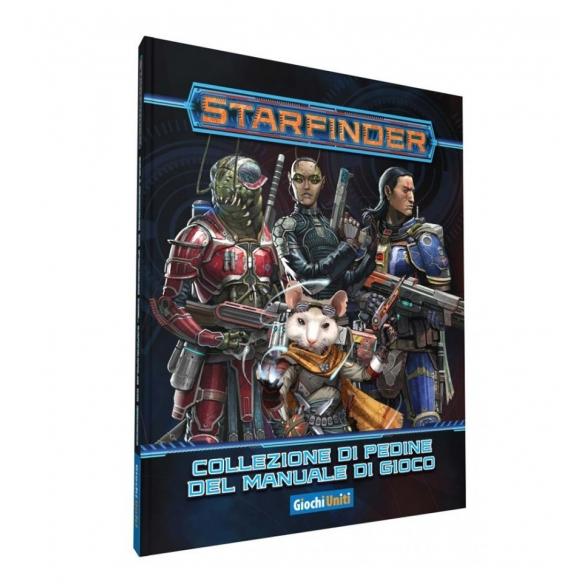 Starfinder - Collezione Di Pedine Del Manuale Di Gioco Starfinder