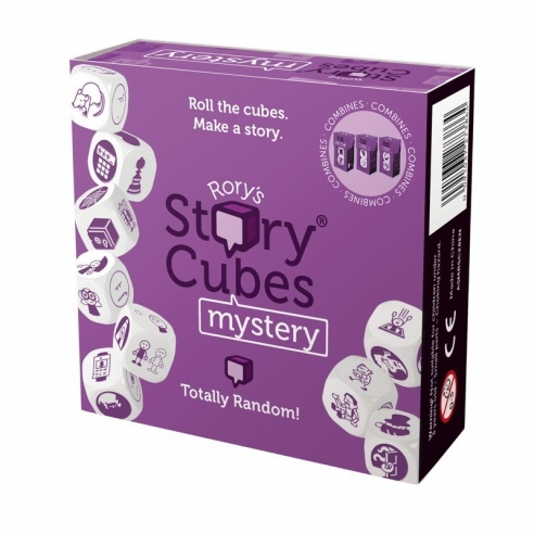 Rory's Story Cubes - Mystery Party Games