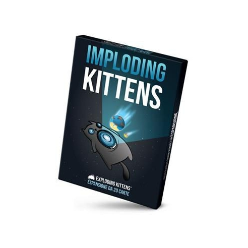 Imploding Kittens (Espansione) Party Games