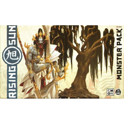 Rising Sun - Monster Pack (Espansione) Hardcore Games