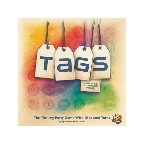 Tags Party Games