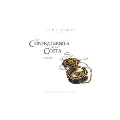 T.I.M.E Stories - La Confraternita Della Costa (Espansione) Investigativi e Deduttivi