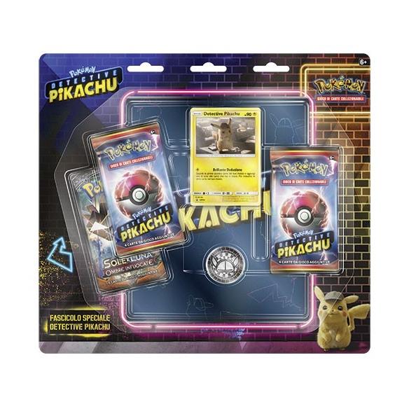 Fascicolo Speciale - Detective Pikachu (ITA) Collezioni