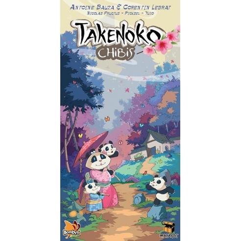 Takenoko - Chibis (Espansione) Giochi Semplici e Family Games