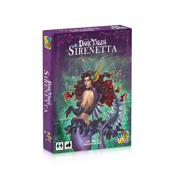 Dark Tales - La Sirenetta (Espansione) Giochi Semplici e Family Games