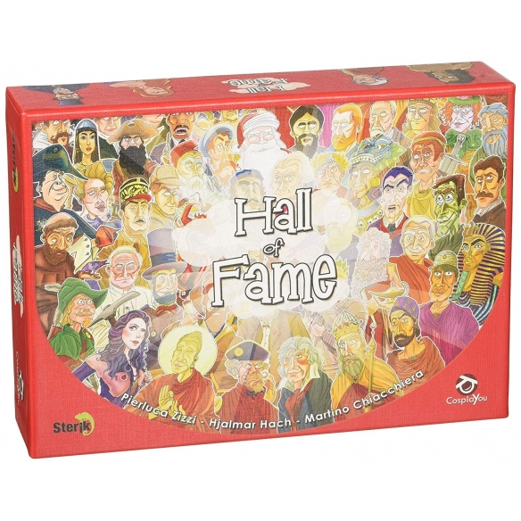 Hall Of Fame Party Games