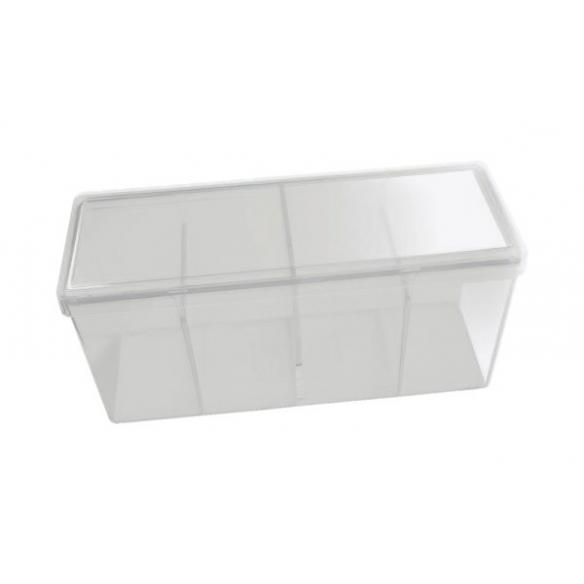 Dragon Shield - Box 4 scomparti - White Deck Box