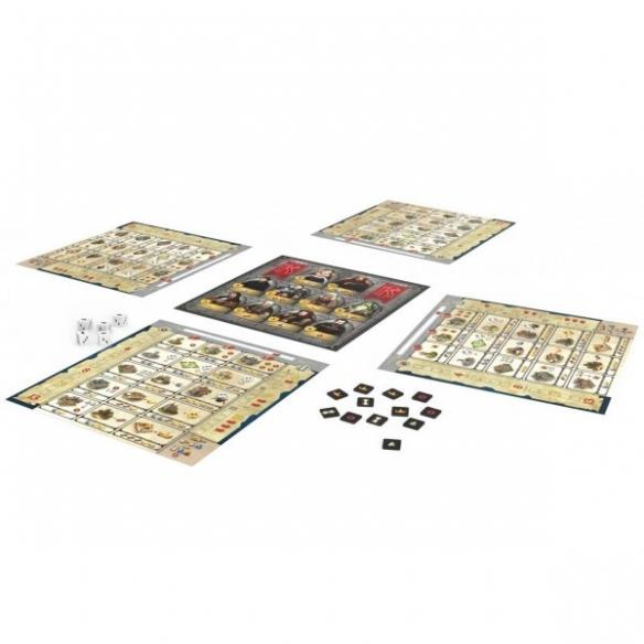 Kingsburg - The Dice Game Giochi Semplici e Family Games