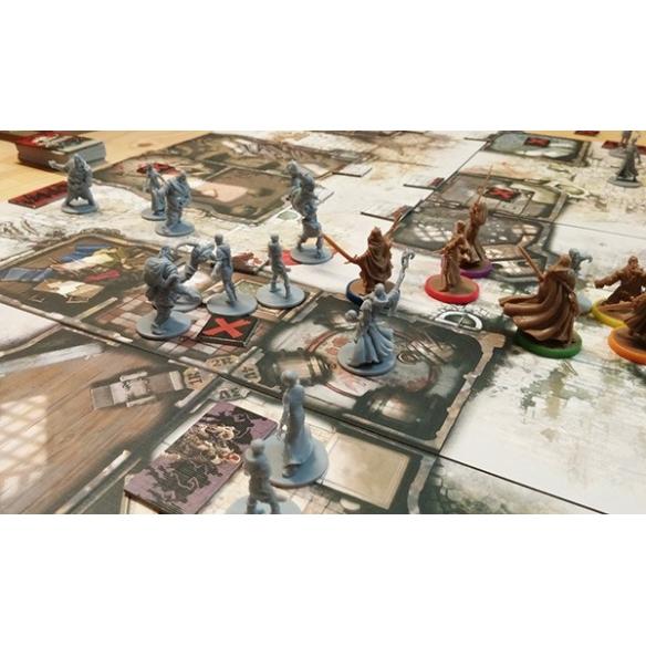 Zombicide - Black Plague Hardcore Games